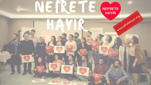2 300x169 - Nefret Söylemine Hayır Hareketi Türkiye'de